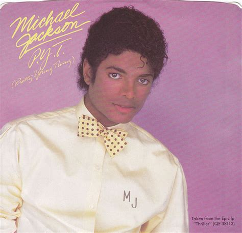 Mj Pink michael jackson p y t pretty thing at discogs