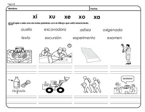imagenes y palabras con la letra x nombre x