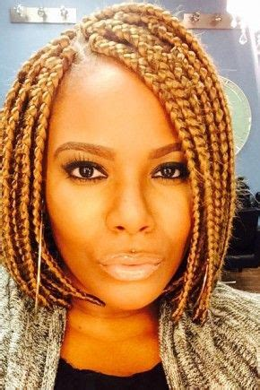 french braided bob full article http www africanamericanhairstylestrend