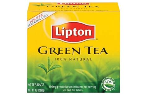 Does Lipton Green Tea Detox by Best 25 Lipton Green Tea Ideas On Green Tea