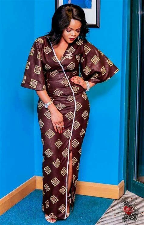 new design dress native dress in nigeria dkk latest african fashion ankara kitenge african