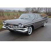 Dodge Polara 1960  Classic Car Restorations