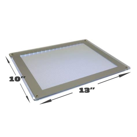 tattoo light box led a4 ulta thin light box stencil tracing table