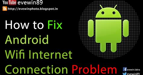 Android Who Is On My Wifi by Evewin Photo How To Fix Your Android Wifi