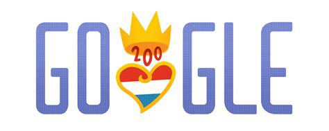 doodlebug nederland 200th anniversary of the kingdom