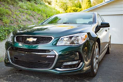 chevrolet ss five first impressions 2016 chevrolet ss carscoops