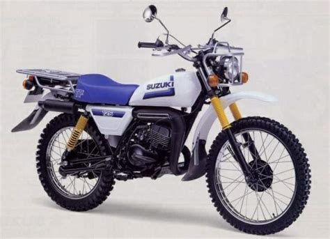 Suzuki Tf 125 Suzuki Tf 125