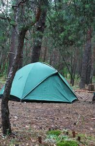 Tenda Wilderness Tenda Ceggio Vicino A Pasadena