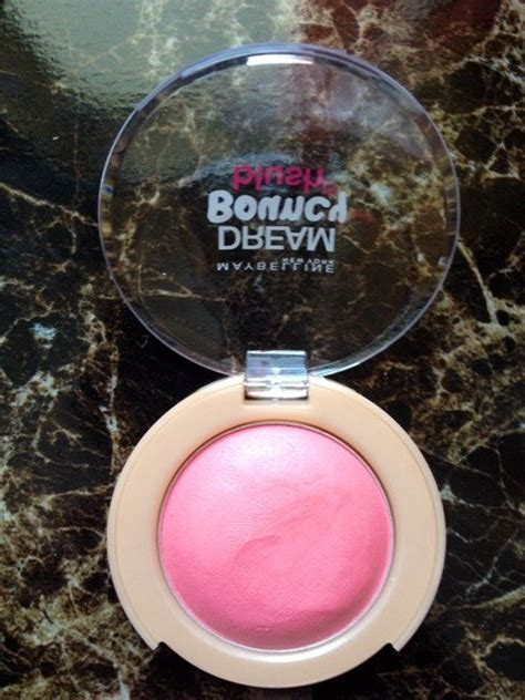 Maybelline Bouncy Mousse maybelline bouncy blush in 05 fresh pink review