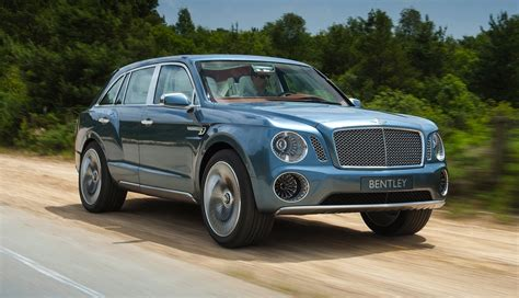 bentley suv 485kw 12 cylinder as capable as a range