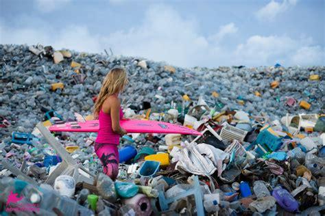 shocking island      garbage