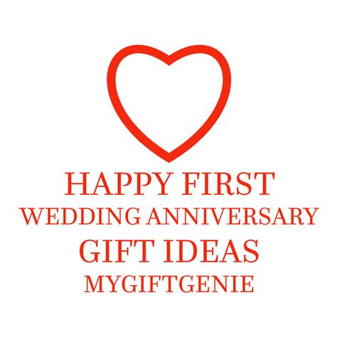 1st Wedding Anniversary by Wedding Anniversary Gift Ideas Mygiftgenie