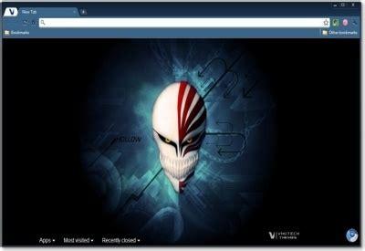 themes vikitech com bleach mask theme by vikitech chrome web store