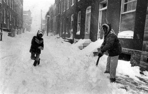 biggest blizzard baltimore s biggest snow storms