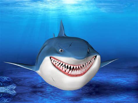 Max Brue bruce shark 3d model