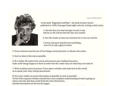 Kurt Vonnegut Essay by Pin By Wordweavers India Ezine On Writing Tips Writer S Mind Pint