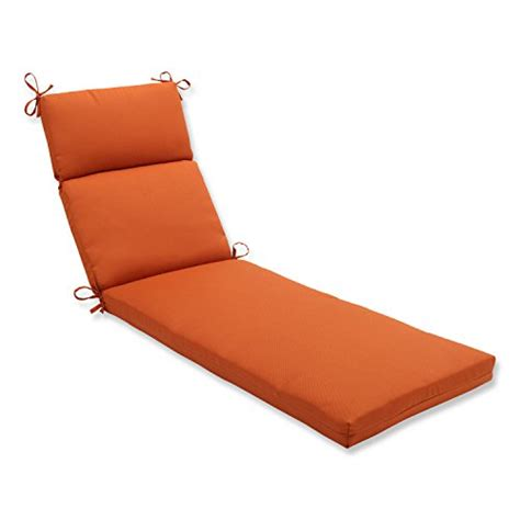orange chaise lounge cushions pillow perfect indoor outdoor cinnabar chaise lounge