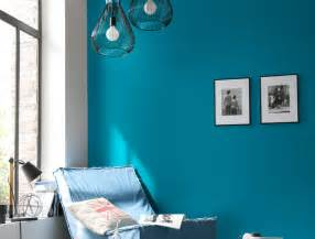 inspirations peinture bleu castorama