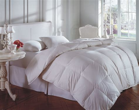 Goose Comforter by Purchasing Goose Comforters Depends On Comforter Fill Power