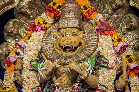 Bhuta Yajna By Hare Krishna nrsimha caturdasi maha sudarshana yajna and harinama