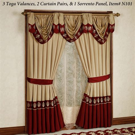 traditional curtains and valances new traditional curtain designs ideas modern home exteriors