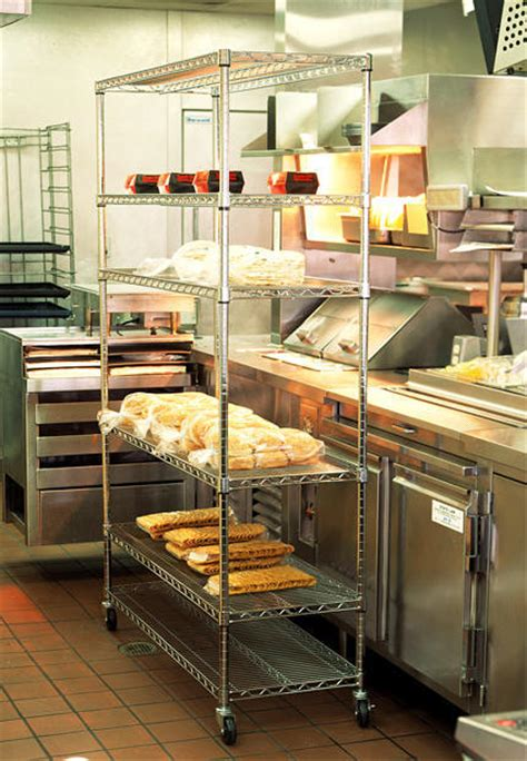 Commercial Kitchen Shelving by Commercial Kitchen Shelves
