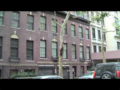 madonna new house home new york city 2009