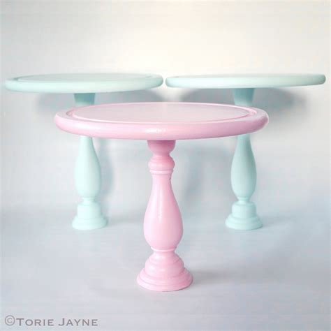 How To Make A Pedestal Cake Stand 50 gorgeous do it yourself cake stands