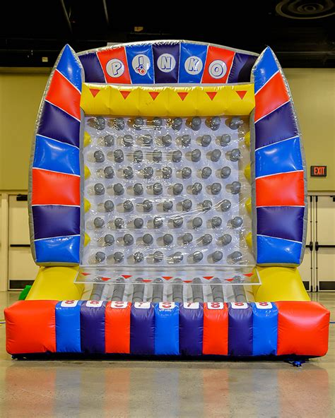 high tech office utilities the iquad interactive board 9 x9 inflatable plinko games for events