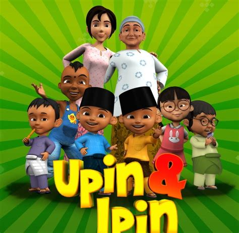 film upin ipin yang menghina islam seni visual animasi upin dan ipin mendapat tempat di