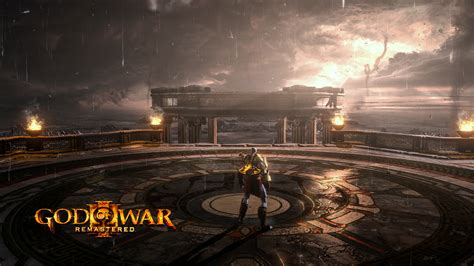 Ps4 God Of War Iii Remastered god of war iii remastered 233 anunciado para ps4