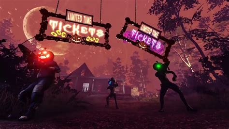 killing floor 2 halloween horrors trailer