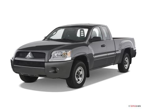 2007 mitsubishi raider prices reviews and pictures u s news world report