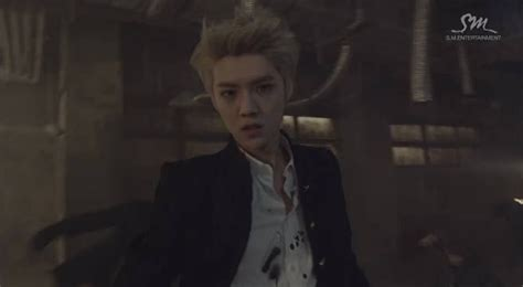 exo official wolf portraits luhan exo pinterest exo luhan wolf kpop mostly exo bts pinterest