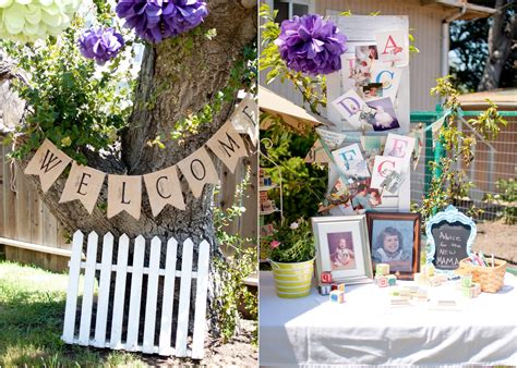 backyard baby shower domestic fashionista backyard garden baby shower