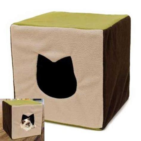 cat cube bed cat beds furniture
