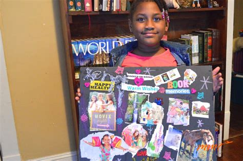 kid ideas vision board for my flies
