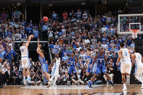 Upside Down Bench Elation And Agony Unc Dramatically Flips Script From Last