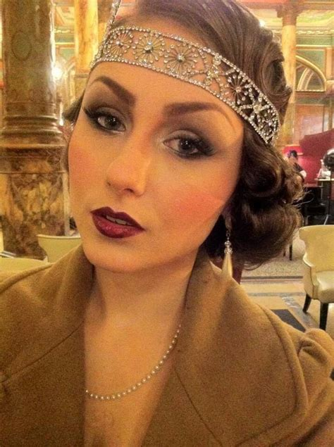 roarin 20s makeup 14 best images about 20 30 s makeup on pinterest the