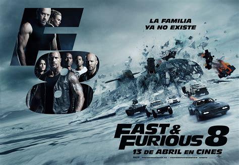fast and furious 8 release date in india taquilla fast furious 8 logra el mayor estreno de la
