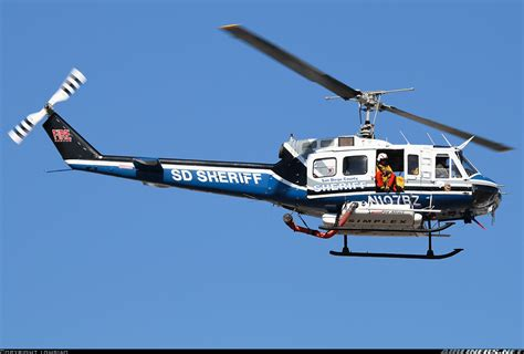 bell 205 san diego county sheriff copter 12 advice