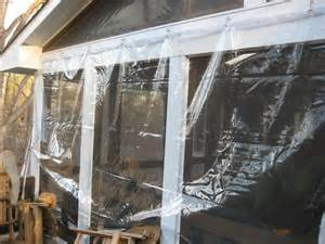 patio curtains for winter winterizing screened in porch cool ideas