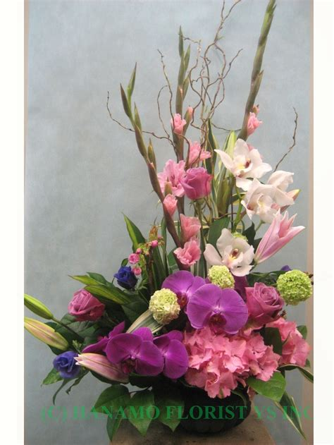flower arrangement styles japa026 mother s day japanese style arrangement click
