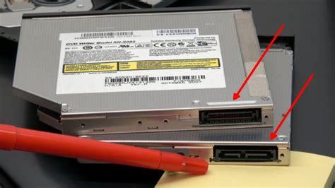 Kabel Data Cd Rom notebook dvd laufwerk extern an usb oder in pc einbauen an sata mit 4k tuhl teim de