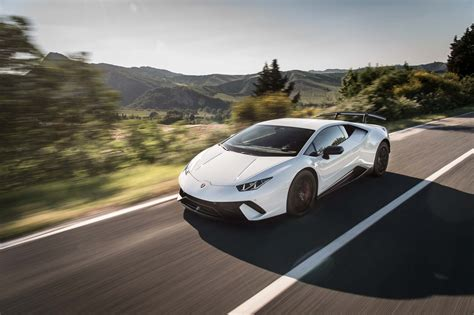 lamborghini huracan performante 2018 2018 lamborghini huracan performante first drive review