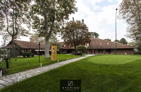 clu pavia club house nel golf club di vigevano stopino
