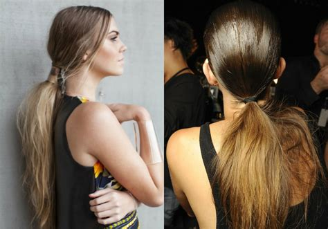 ponytail haircut where to position ponytail adorable low ponytail hairstyles hairdrome com