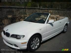 2005 bmw 3 series 325i convertible in alpine white photo