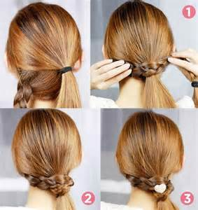 a and easy hairstyle i can fo myself peinados paso a paso 1001 consejos