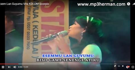 download mp3 nella kharisma esem lan guyumu download mp3 vita kdi esem lan guyumu om rasta morena